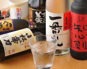 武蔵浦和で日本酒が味わえる居酒屋【いちげん 武蔵浦和店】
